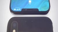 iPhoneXPlus概念图曝光全面屏更彻底,支持双SIM卡
