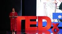 自由,是女人给自己最好的礼物:刘洋@TEDxYanerdaoshanPark