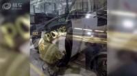 全球首台特斯拉Model X警车出马!超跑们都老实了