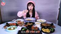 大胃mini vs 佛系大餐
