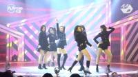 Kpop现场版# 【MPD直拍】180222 #CLC# 回归初舞台 - Black Dress