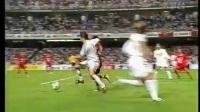 2003年香港对皇馬精彩比賽 --第三部分