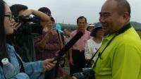 台灣民間藥用植物研究會 參訪 湖北省 鐘祥市 大芨生產基地實況2017年9月2日 VIDEO0140