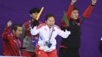 冬奥会丨短道速滑--男子500米武大靖夺冠