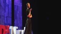 """我们为什么要""""分心"""":张娅姝@TEDxNingbo2017"""