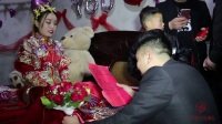 100年好合婚礼 朱新立 董倩倩 2018年正月初八 七色时光映像