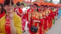 南三麻弄村外嫁女回乡省亲聚会片段  摄制:李观起