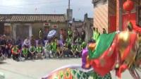 海丰县联安镇圆埔村共和馆新春联欢舞狮表演