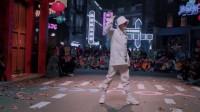 Viho杨文昊 Popping show 2018 - 这就是街舞第一季海选片段