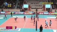 2017-2018女排超级联赛半决赛第二轮天津对辽宁第一局
