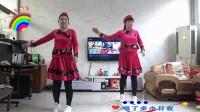 2018年南鄙东村广场舞队水兵舞--万树繁花