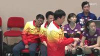 2月24日女排超级联赛半决赛第2场天津vs辽宁