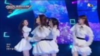 180215 Mnet M!Countdown OH MY GIRL - Secret Garden