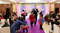 2018.2.21简阳聚兴园大酒店婚礼主持赵书平演唱《特别的爱给特别的你》