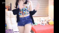 很美很清纯的韩国女主播表演舞蹈