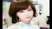 韩国女主播闵蔡允扭臀吃香蕉