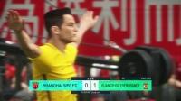 巴打Brother 实况足球2017解说 足协超级杯 上海申花vs广州恒大