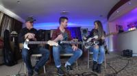 Lari Basilio & Tim Pierce & Pete Thorn Guitar Show 16