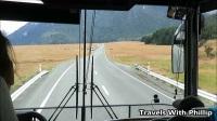 新西兰南岛巴士旅游