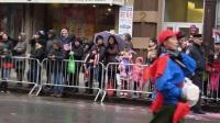 2018年美国纽约 曼哈頓唐人街 新春大遊行-Chinese New Year Parade in NYC