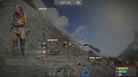 千笑rust腐蚀搞笑游戏生存实况【澳大利亚第二季】#3搜刮坦克基地