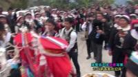 2018麻栗坡天保新寨瑶寨文化交流活动迎宾仪式