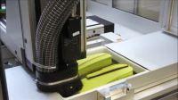 CNC自動化切割 pedcad德国定制矫形鞋垫 铣削机台