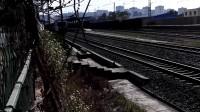 攀枝花—北京西2018年3月05日15:11:53秒HXD3C0171电力机车配属成局重段西昌火车站一道发车