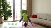玉珠贤瑜伽减肥动作