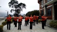 zhengliaa~广场舞《蝶恋花》16步姐妹们在一起共舞~制作~zhengli~编舞yanying