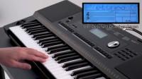 Roland E-X20 快速入门 02 演奏键盘(钢琴音色)