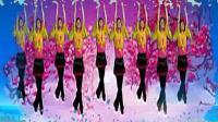荆门市政广场舞《三月桃花雨》