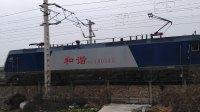 电力51635 HXD1B0545 通过嘉兴槜李路公铁立交