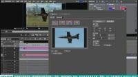 EDIUS入门到提高教程(廉飞)第50课键特效抠像运用之飞机爆炸效果合成案例