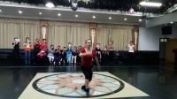 藏族舞蹈洗衣歌潘玲教学4-1