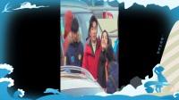 古力娜扎和窦骁街头拍戏被偶遇,路人镜头下的古力娜扎窦骁长这样_201803131452
