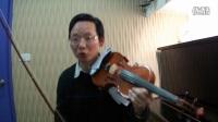小提琴抛弓动作分解_乐尘小提琴课堂入门教学自学教程