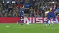 欧冠-梅西造三球获欧冠百球 巴萨总比分4-1淘汰切尔西