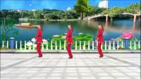 玫瑰怡林广场舞《北江美》