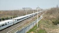 宁启 D5524次 南通-南京 CRH2A-2197