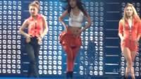 【少女时代】 SMT纽约站 DanceBattle (Yuri & Hyoyeon) 饭拍