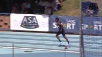 南非小将200米跑出19.69秒