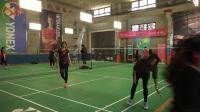 YONEX 霸王花 三八美女节三人团体赛 比赛3