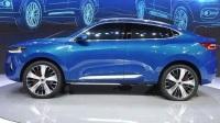 哈弗最帅SUV,精美外观,科幻内饰,仅15万,还看啥宝马X6