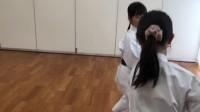 伊東辉親先生道场   蹴技稽古