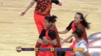 CUBA-华中科大主场险胜中南大学 夺西南赛区女篮第10冠