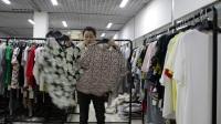精品女装批发服装批发女士时尚春秋款小衫走份100件一份,不可挑款零售混批