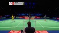 3月18日石宇奇vs林丹-全英羽毛球公开赛男单决赛(BWF)