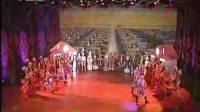 阿勒泰市歌舞团大型歌舞诗《迁徙之路》片段3分14秒处 加尔加尔、黑走马