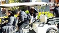 王俊凯《高能少年团》录制路透: 捕捉到一只蹦蹦跳跳的小柠檬, 活力满满的甜甜凯上班路上